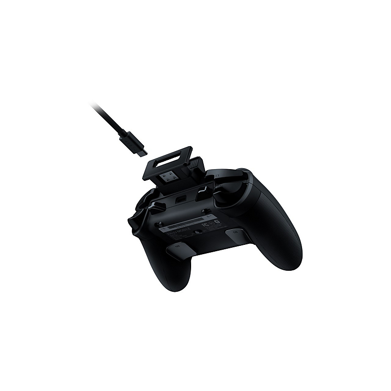 Buy Razer Raiju Mobile Gaming Controller For Android Online Singapore Ishopchangi Designed to sync with your mobile device, it's packed with advanced features to give you the ultimate competitive. razer raiju mobile gaming controller