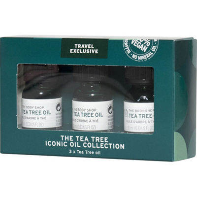 Buy The Body Shop Tea Tree Oil Set Online Singapore Ishopchangi